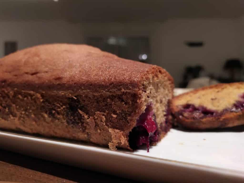 cake chocolat myrtille