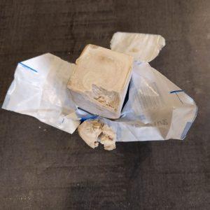 levure de boulanger en bloc