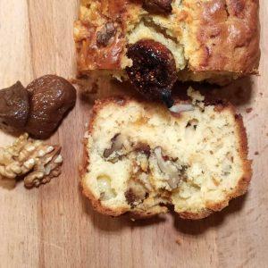 cake figue noix